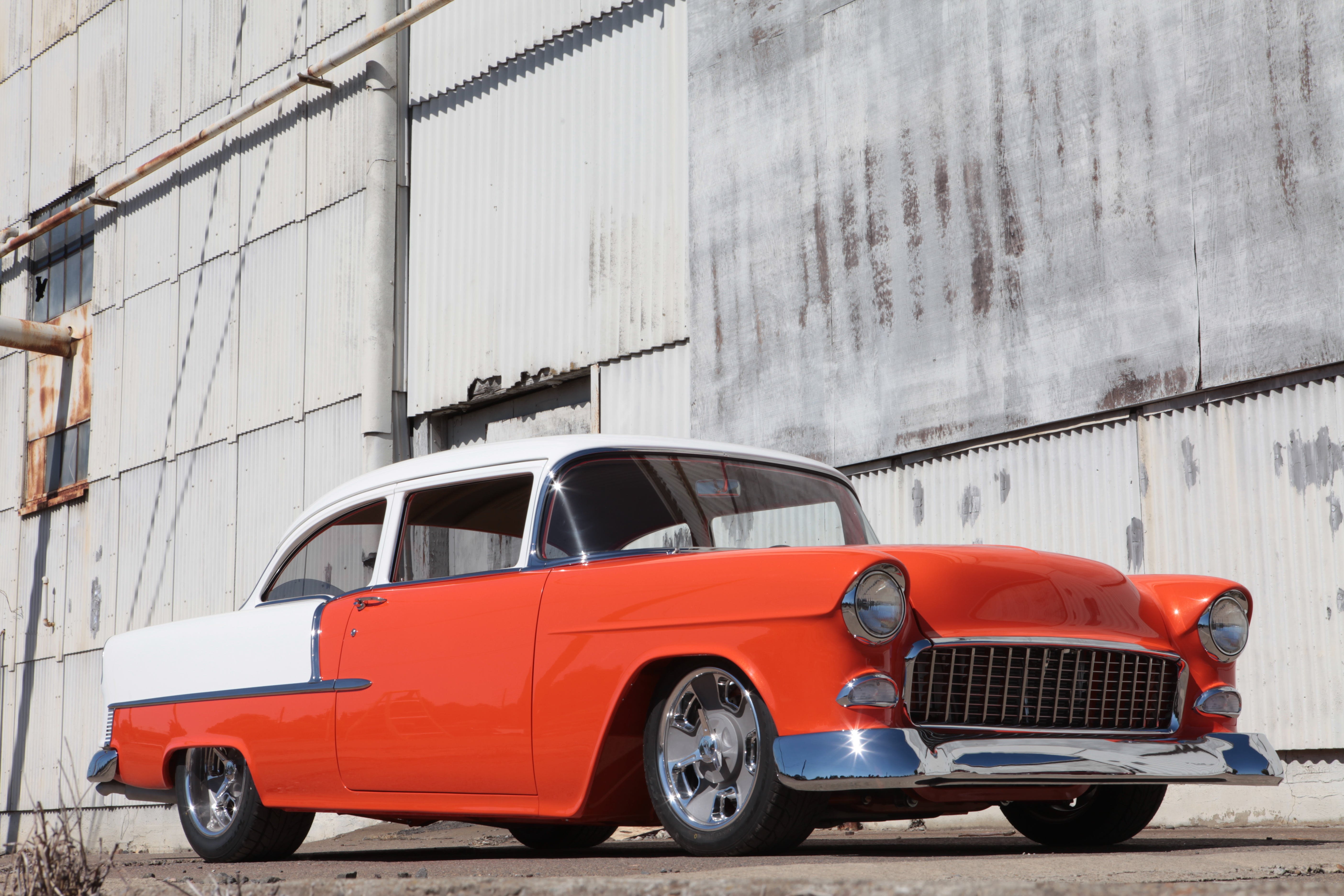 Metal Works Classic 55 Chev LS9