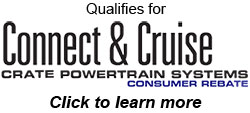 GM Performance Connect and Cruise Rebate