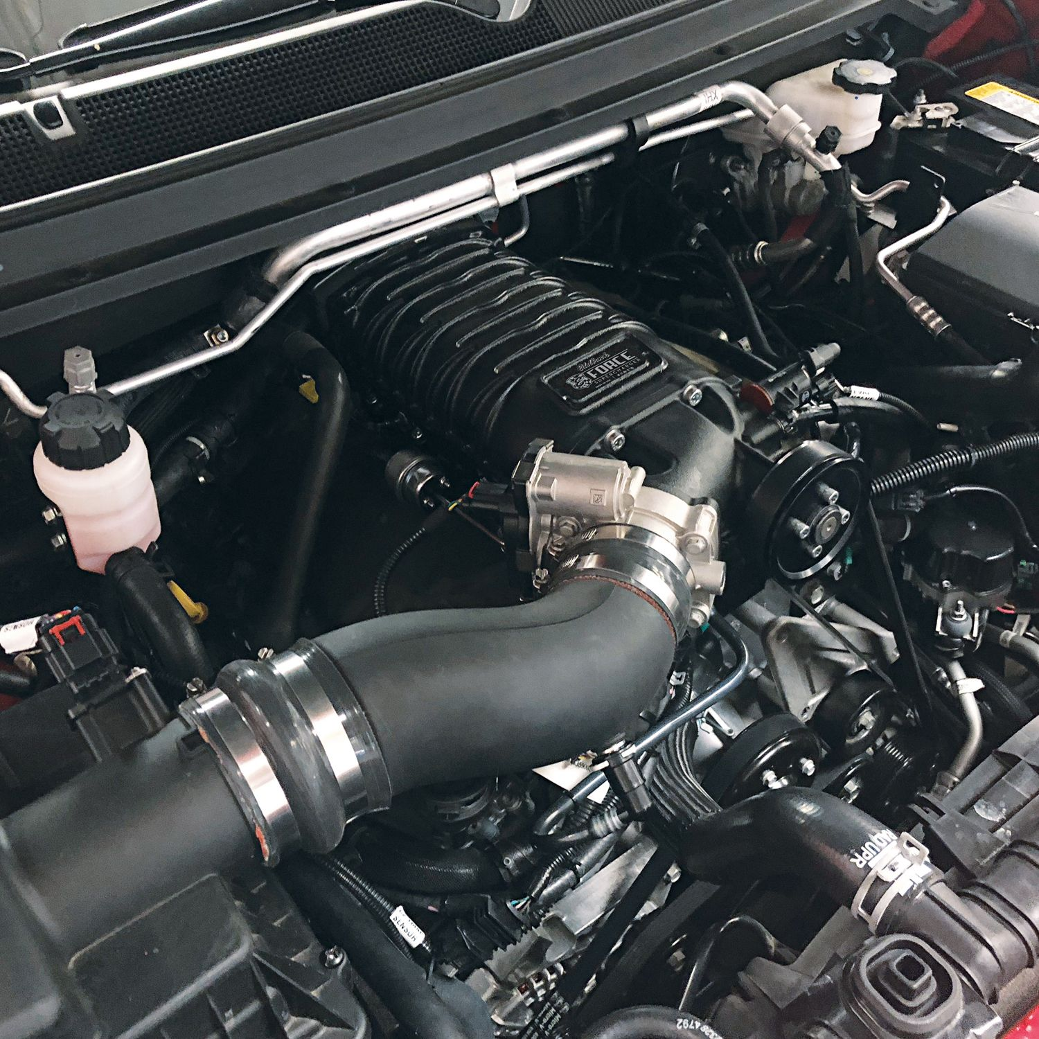 Supercharger Kit for 2017-20 Chevy Colorado W/ Tune