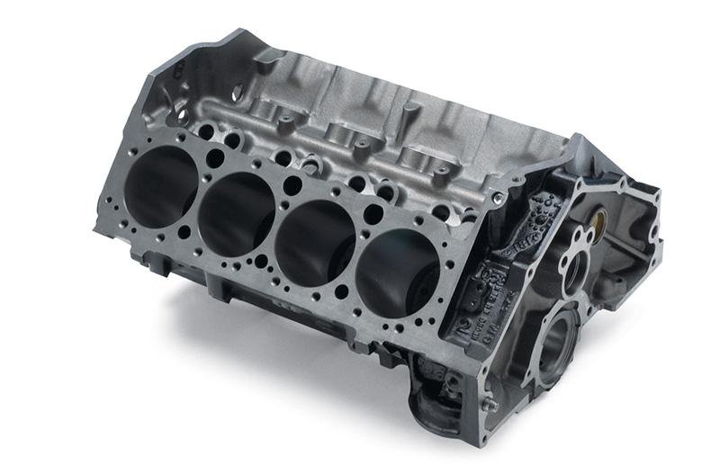 Lg on Duramax Crate Motor