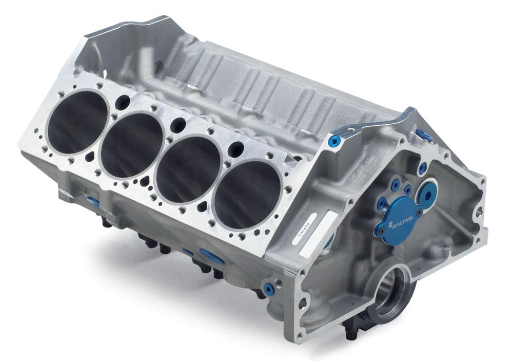 400 ALUMINUM BARE BLOCK: GM Performance Motor