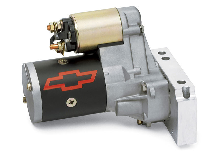 Gm Ls Engines >> Chevy High-Torque Mini Starter: GM Performance Motor