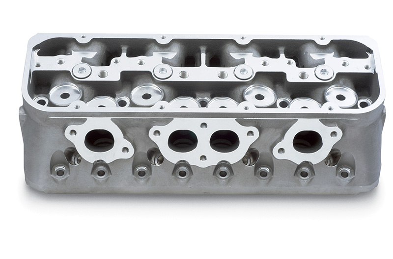 Semi-Finished SB2 2 Aluminum Cylinder Head