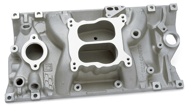 Lg on Lt1 Engine Intake Manifold