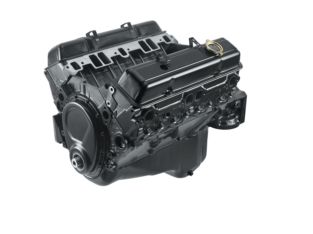 Chevrolet Performance 350  290hp Crate Engine  Gm