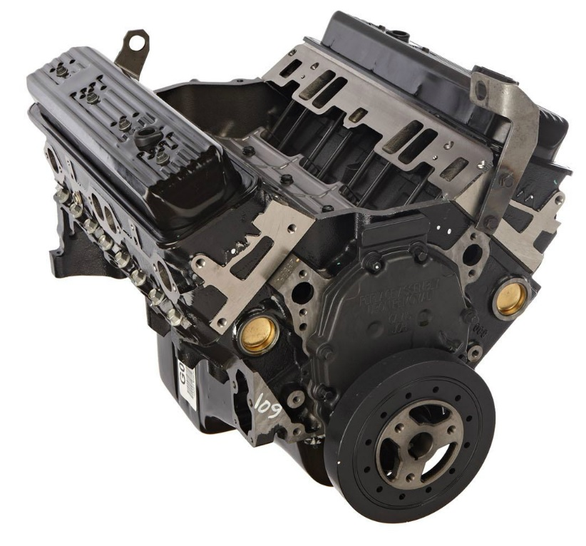 "The New Lt1 V8 5th Generation Gm Small Block That Will: VORTEC 350 L31 NEW CRATE ENGINE 96-02 C/K VIN ""R"": GM"