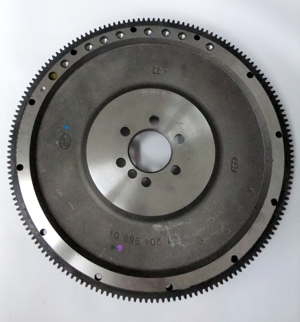 Chevy LS Flywheel 6-bolt: GM Performance Motor