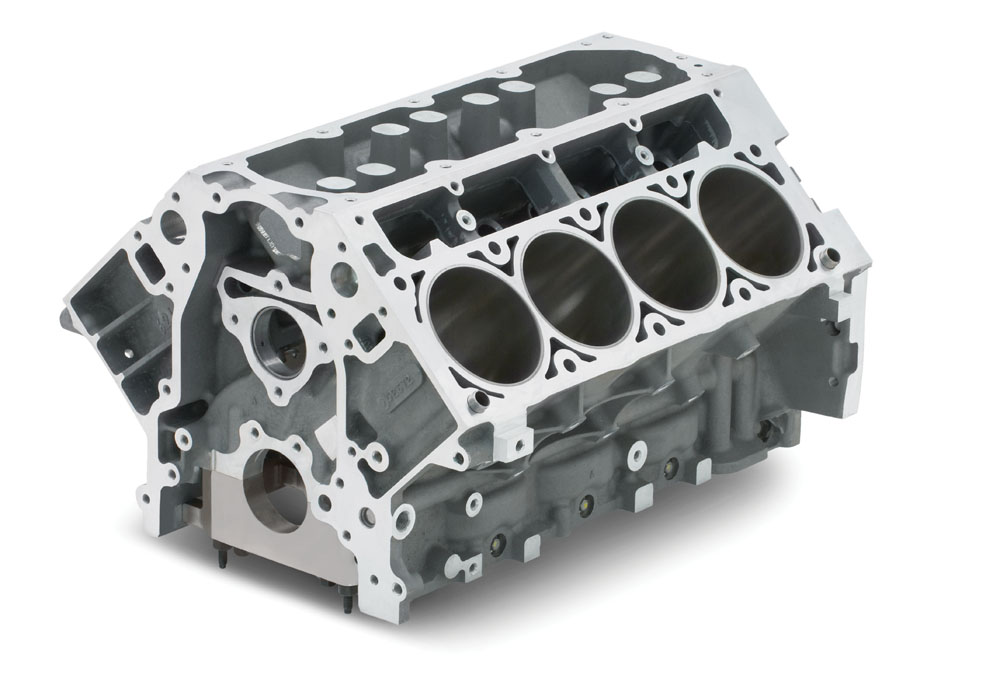Chevy Ls9 6 2l Bare Block Gm Performance Motor
