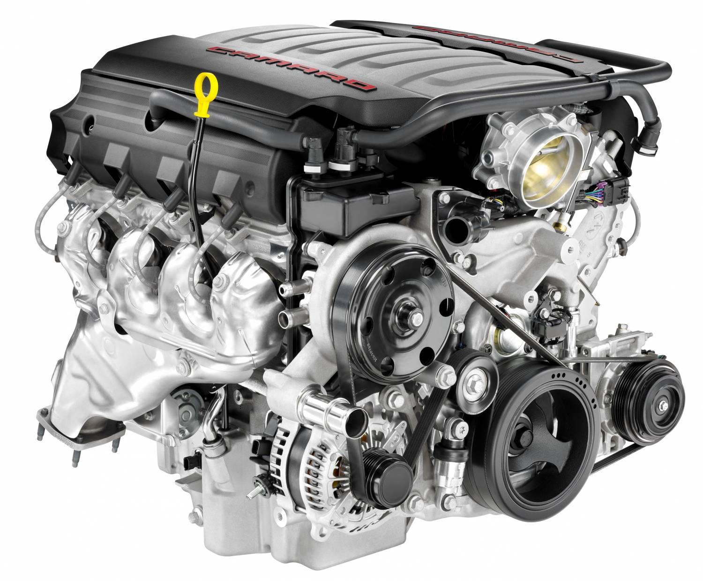 Camaro LT1 AC add on: GM Performance Motor