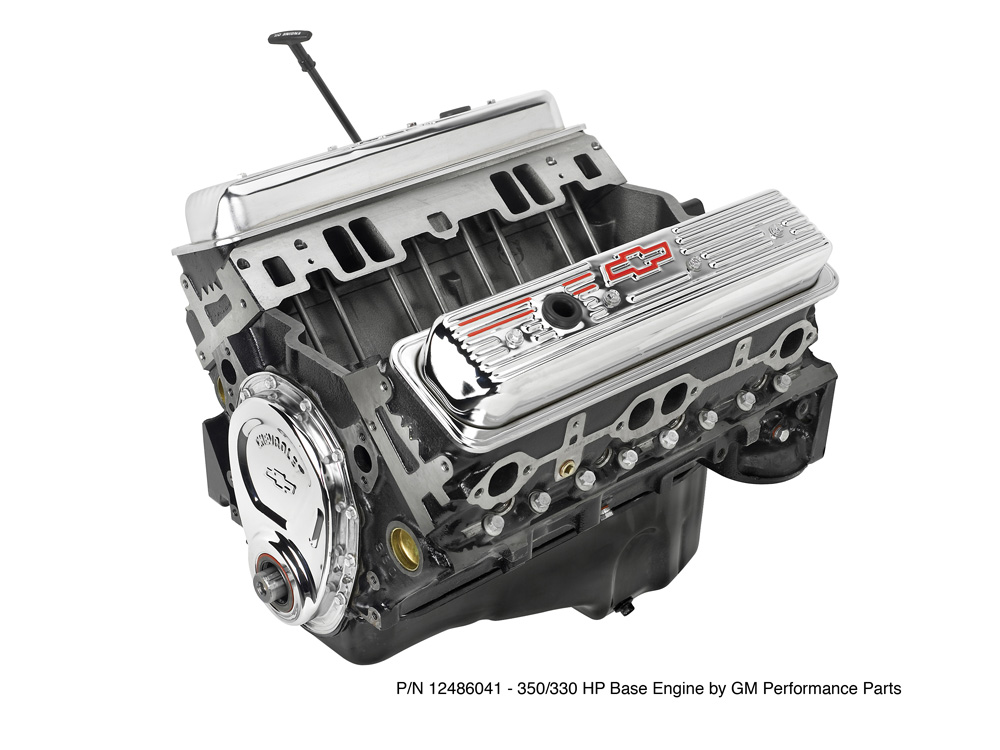 on Gm V6 Crate Engines