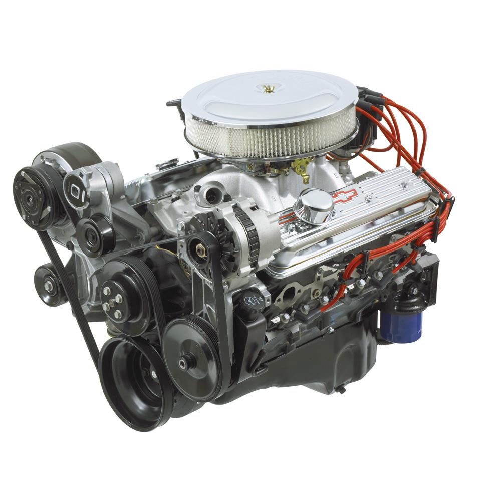 Chevrolet Performance 350 HO Turn-Key 330HP: GM