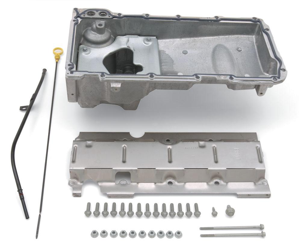 on Duramax Crate Motor
