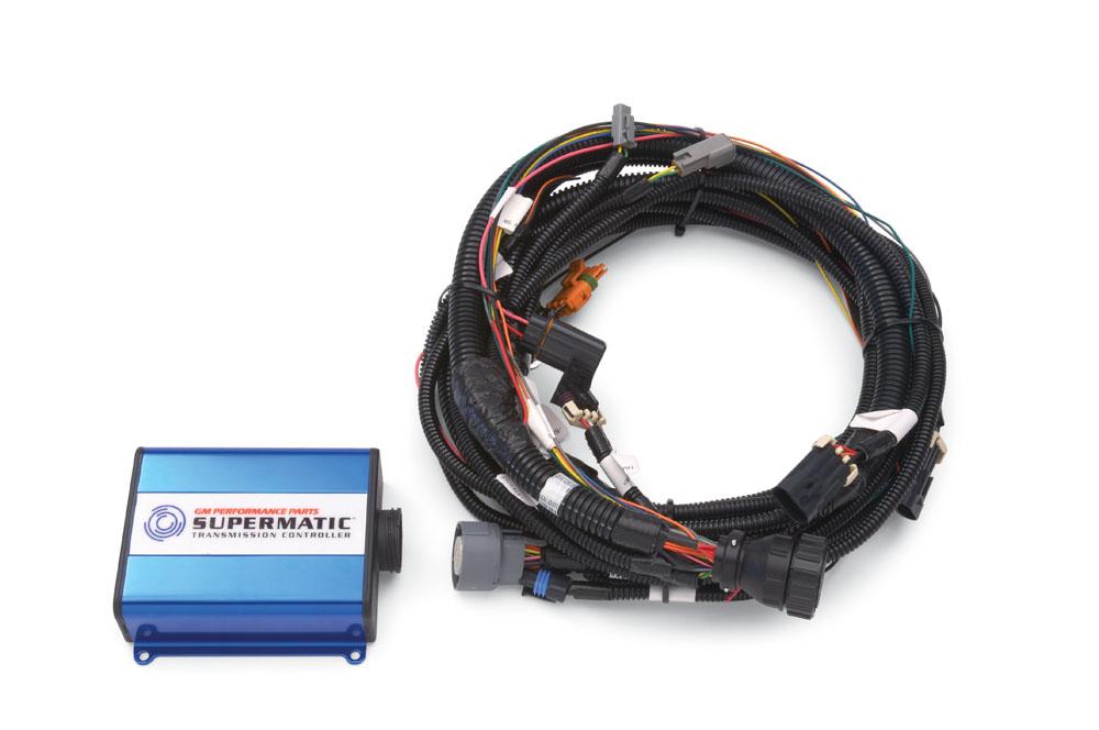 Transmission Controller  4l60