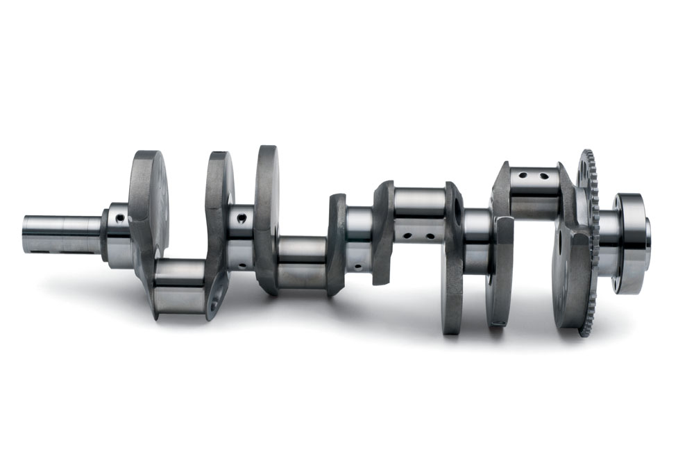 Chevy Lsx Crankshaft  4 125 U0026quot  Stroke  Gm Performance Motor