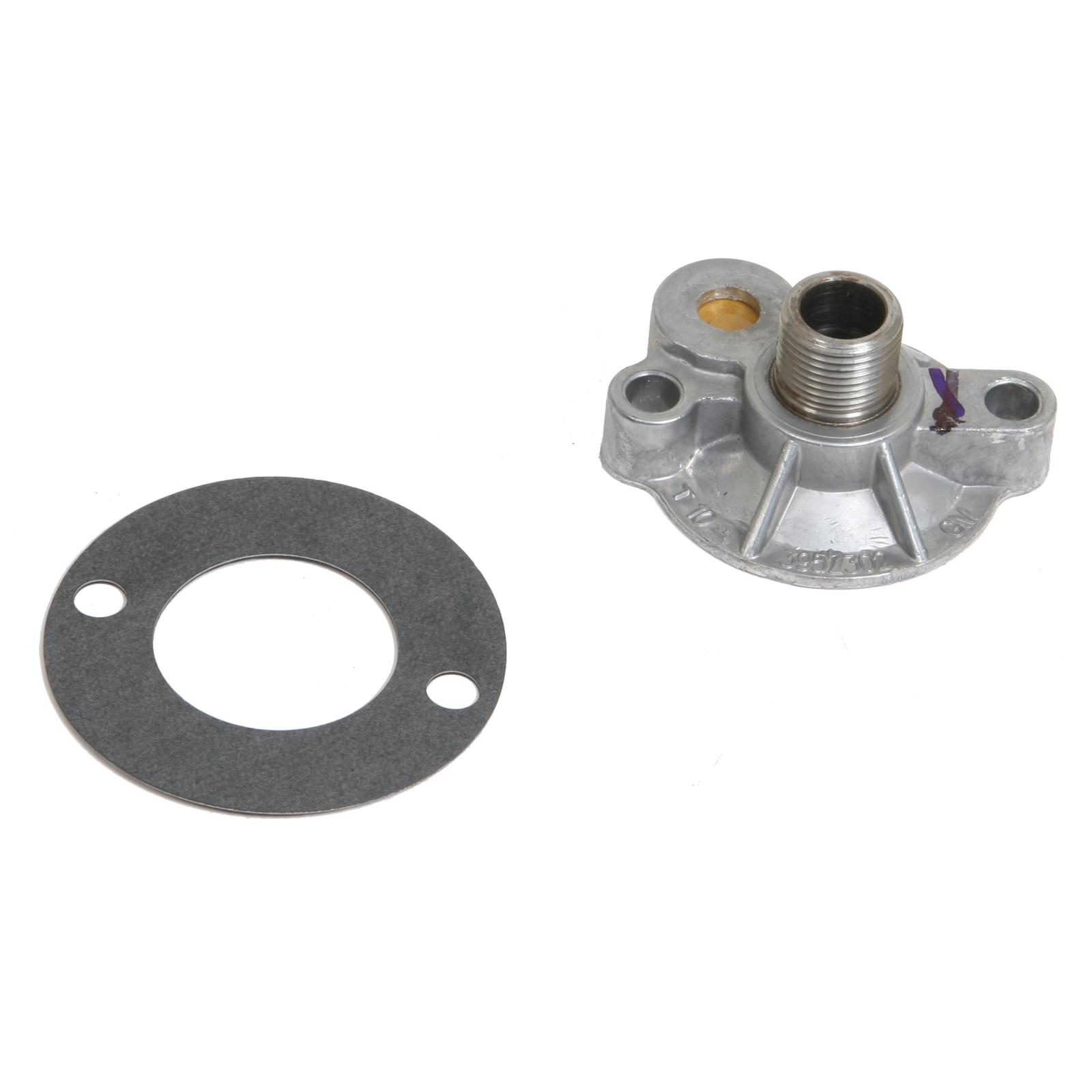 Chevy Small Block Oil Filter Adapter  Gm Performance Motor