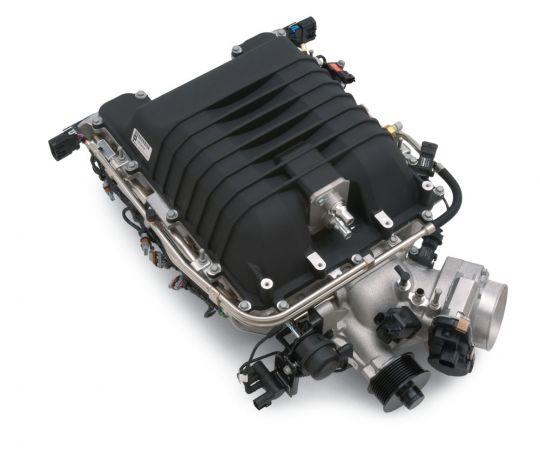 ZL1 Supercharger