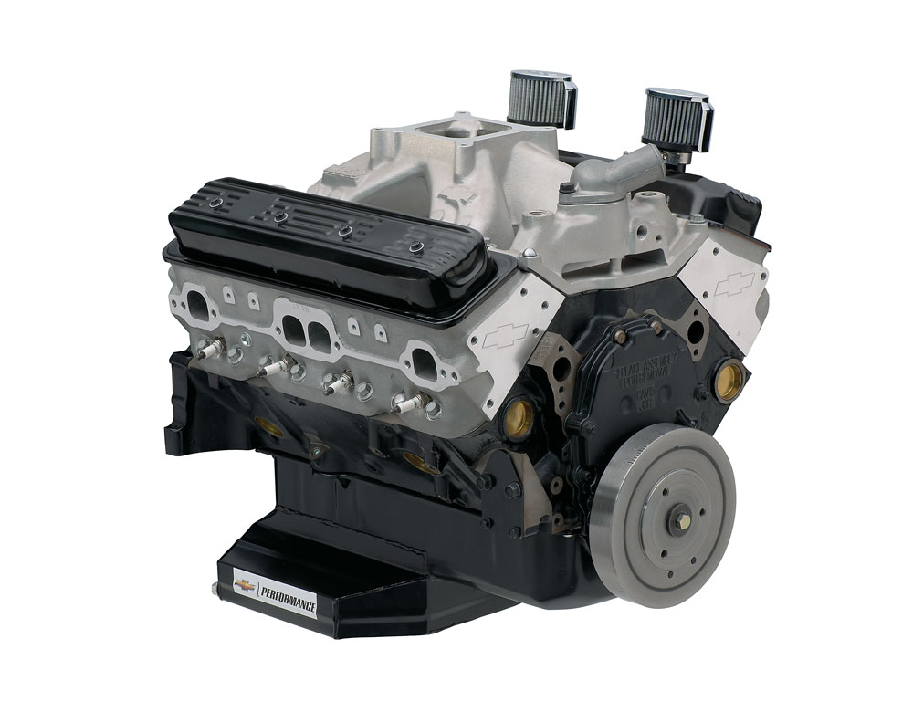 Crate Engines: GM Performance Motor