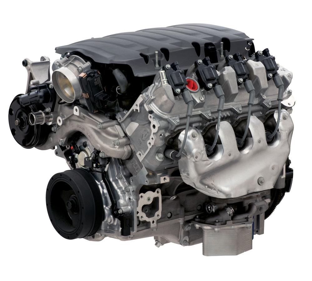 Corvette Lt1 Swap: LT1 Dry Sump 6.2L 460HP Crate Engine: GM Performance Motor