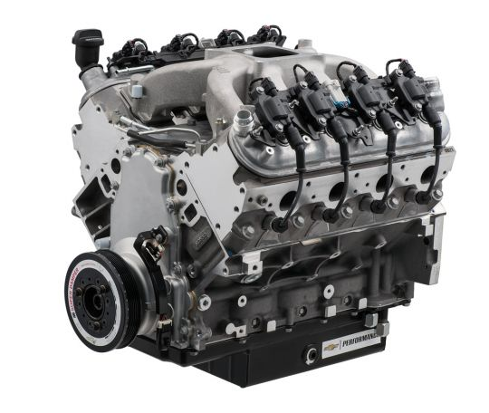 chevrolet performance ct525 gm performance motor rh gmperformancemotor com Circle Track Racing Engines Circle Track Engine 406