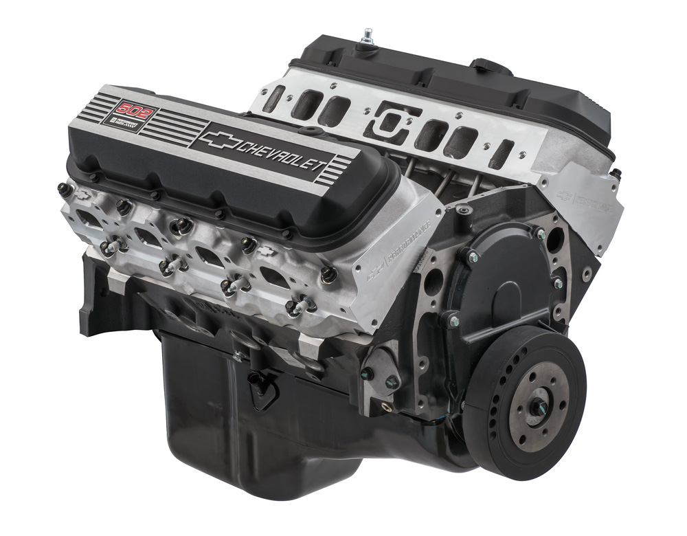 Chevrolet Performance ZZ502502 BASE 508 HP GM