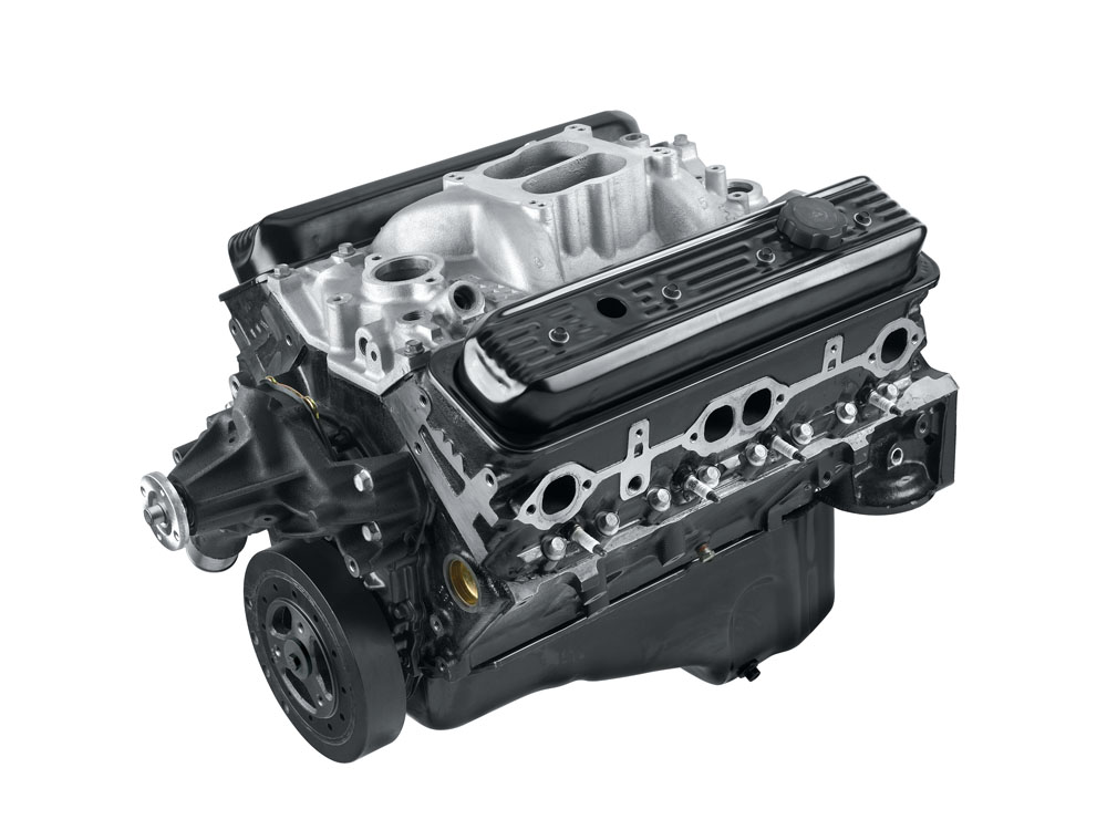 Ht383 Connect Cruise Crate Powertrain System W 4l70 E