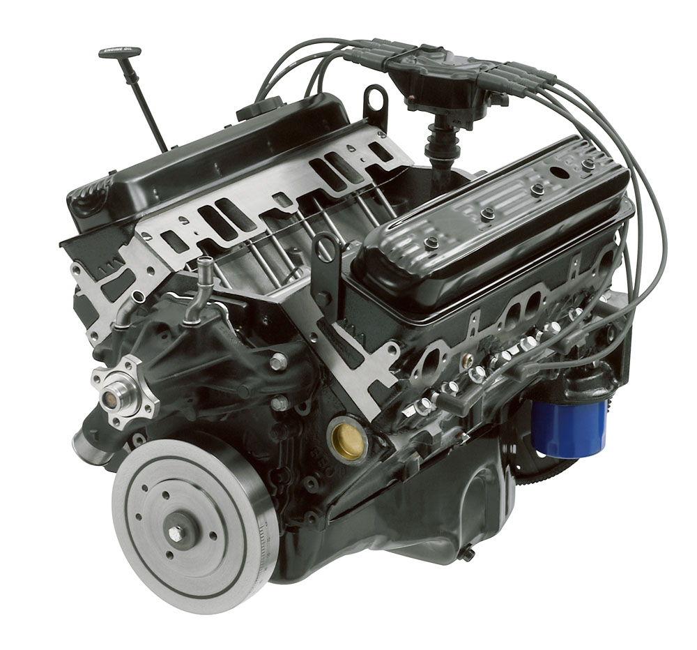 Chevrolet Performance 383 Ht383ee Crate Engine Gm