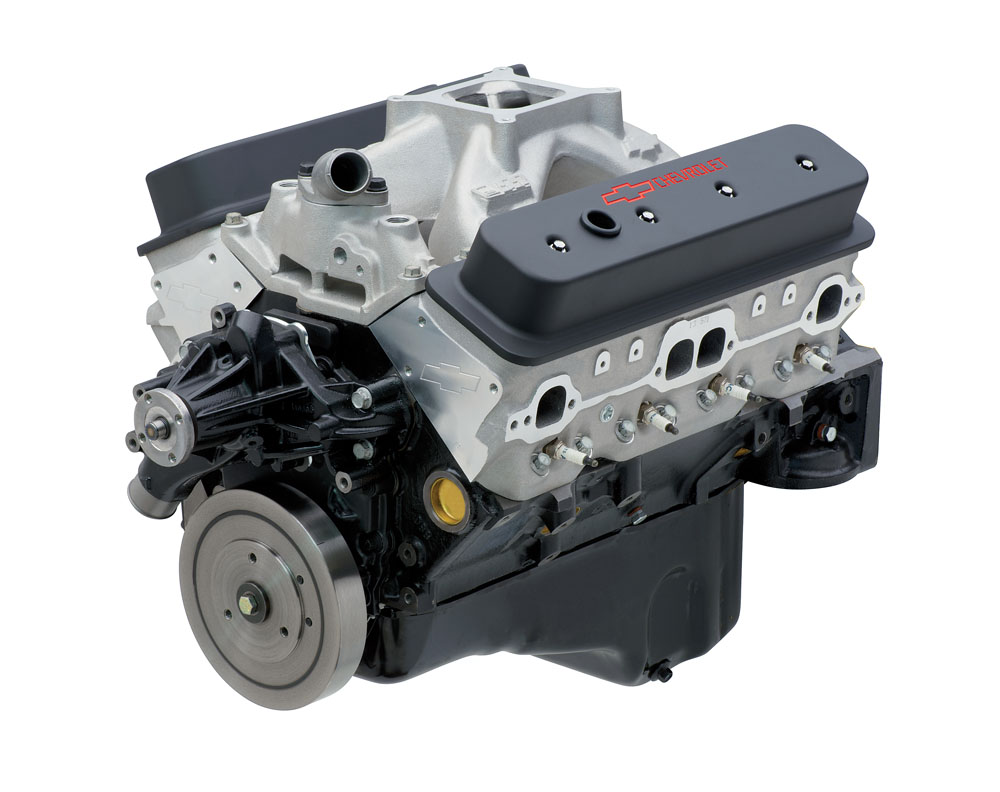 chevrolet performance sp383 435 hp crate engine gm performance motor. Cars Review. Best American Auto & Cars Review