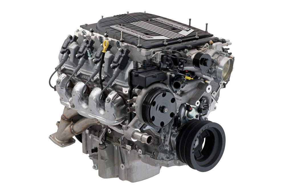 Chevrolet and GM Performance Parts for your Hot Rod, Car ...