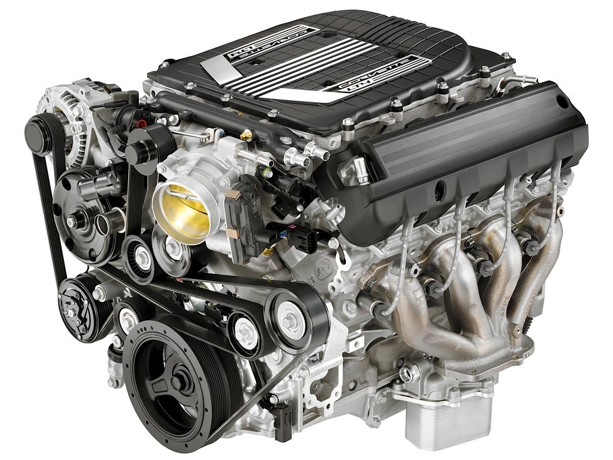 Gen V LT: GM Performance Motor
