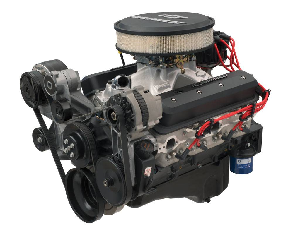 Chevrolet performance zz6 turn key 405 hp gm performance for Rebuilt motors and transmissions