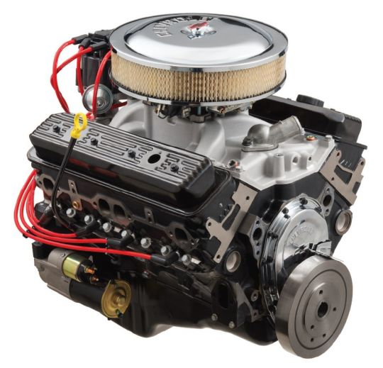 SP350/357 Deluxe Crate Engine