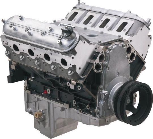 Ls Engine Specs >> New Ls364 450hp Gen Iii 6 0l 24x Long Block