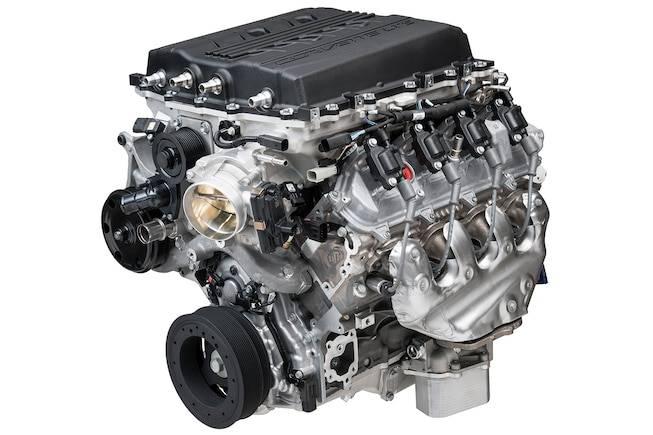 NEW Chevrolet LT5 ZR1 Crate Engine with 2650 Supercharger