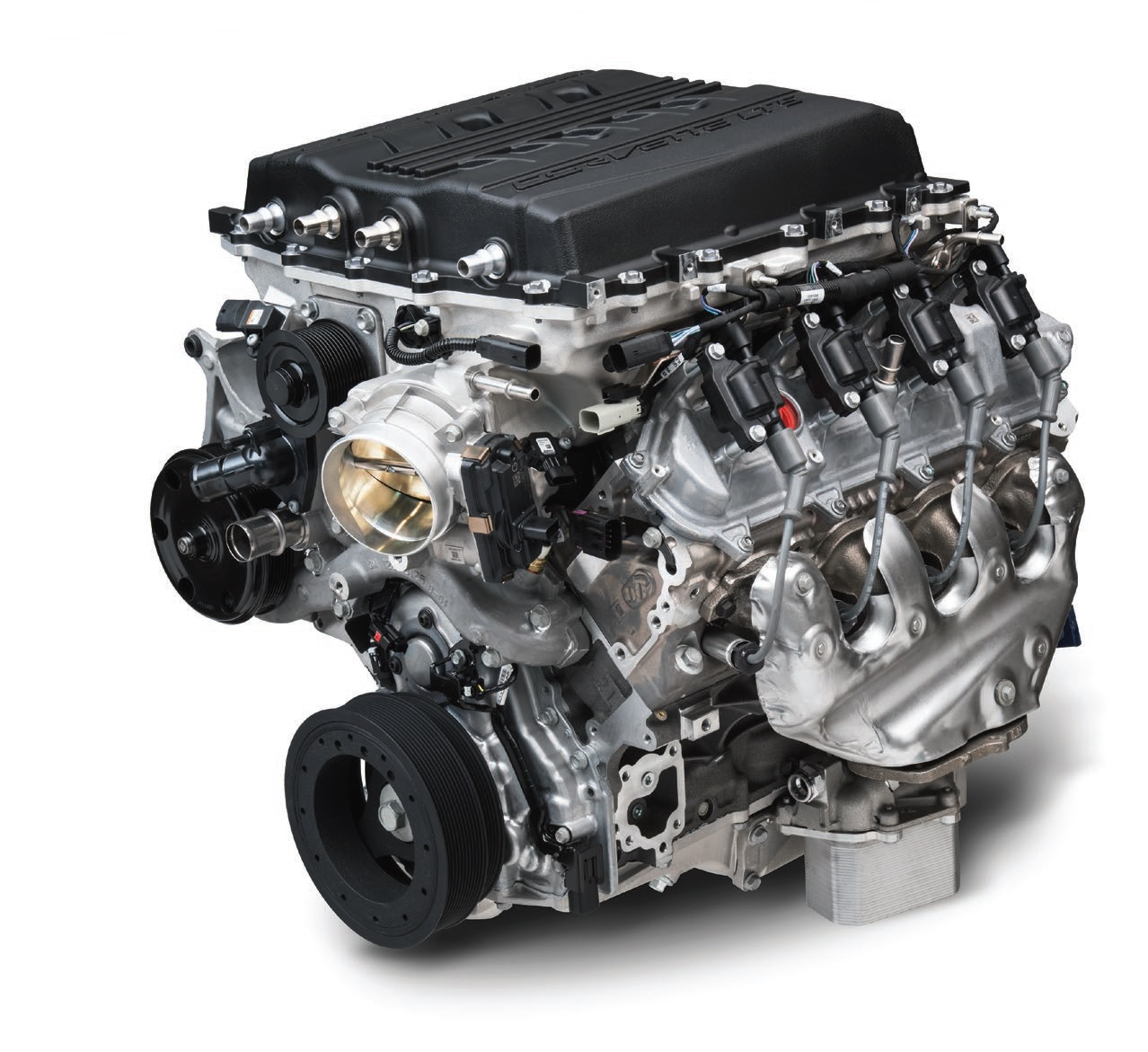 The New Lt1 V8 5th Generation Gm Small Block That Will: GM Performance Motor