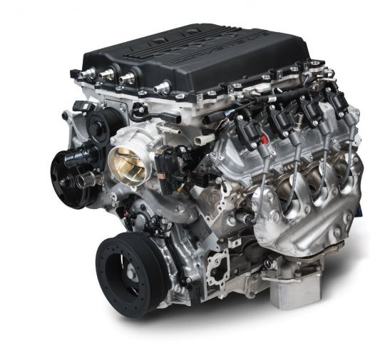 NEW !! LT5 6 2L Supercharged Dry Sump ZR1 755HP Crate Engine