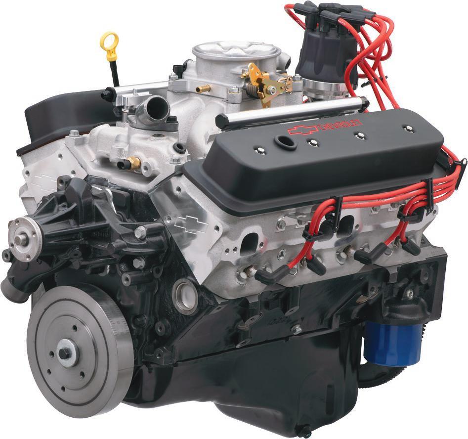 Sp383 Efi Deluxe 450 Hp Gm Performance Motor