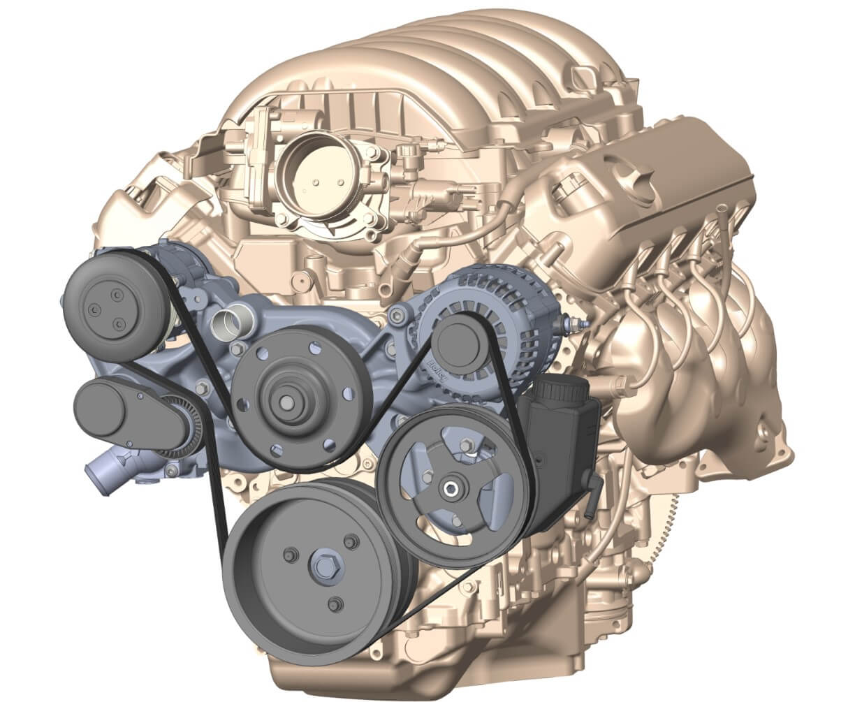 Gm Crate Engines >> GM Performance Motor