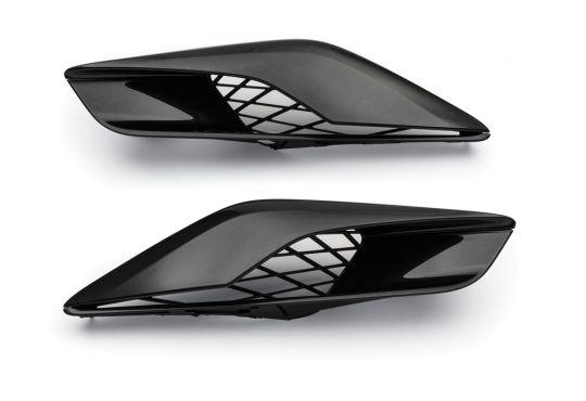 Corvette Z06 Rear Quarter Panel Vents