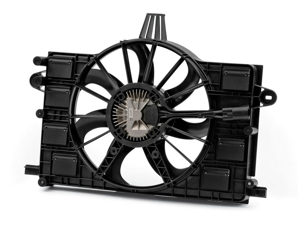 600 Watt Radiator Fan: GM Performance Motor