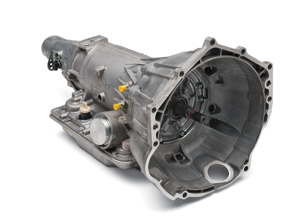 Transmissions: GM Performance Motor