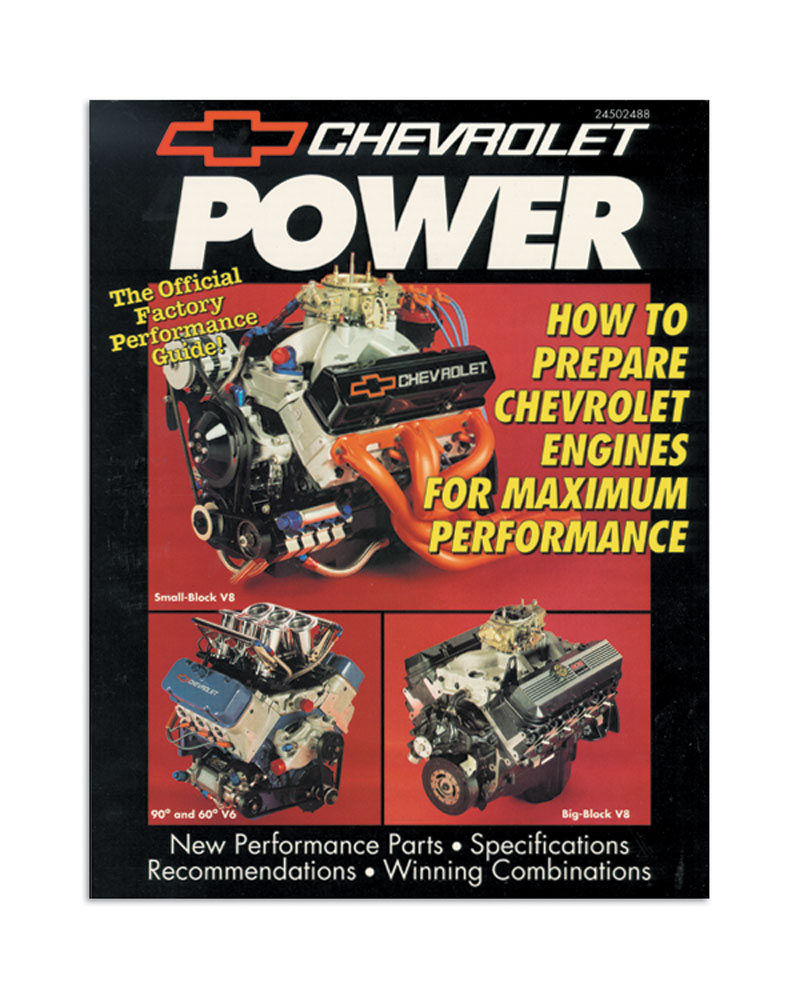 Books Manuals Gm Performance Motor 2002 Chevy Duramax Power Specs Auto Parts Diagrams Chevrolet Book