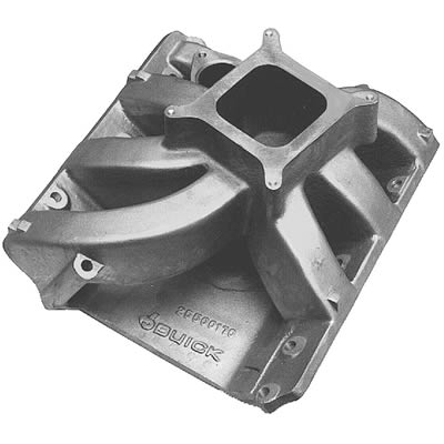 Buick V6 Intake Manifold: GM Performance Motor