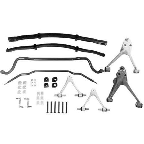 chevy t1 suspension kit for c6 corvette  gm performance motor