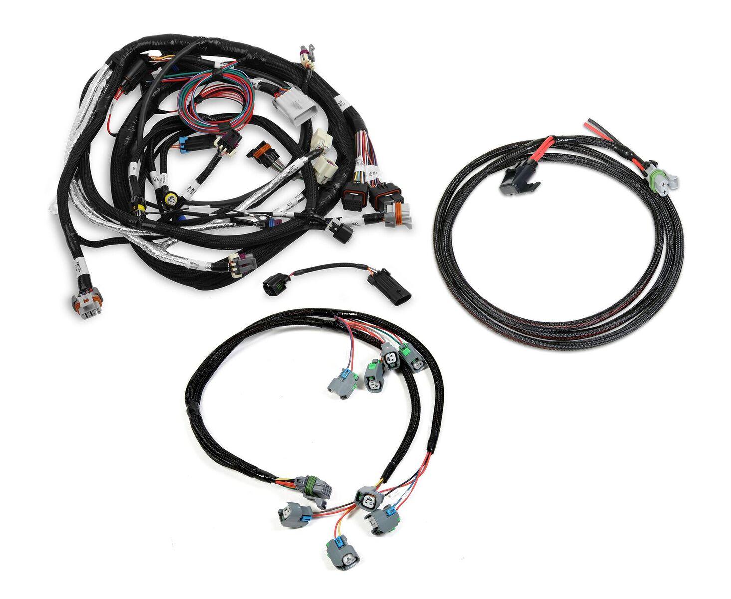 gm ls2  ls3  ls7  58x crank sensor  uscar   ev6 injector  gm
