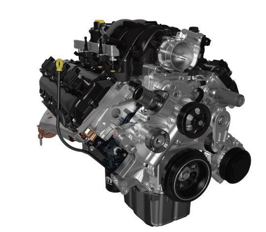 How Many Horsepower Is A 5.7 Hemi >> 2016 5 7l Hemi Engine