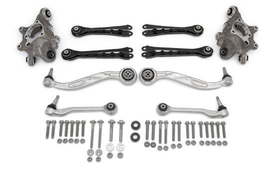 zl1 1le spec handling component suspension upgrade system