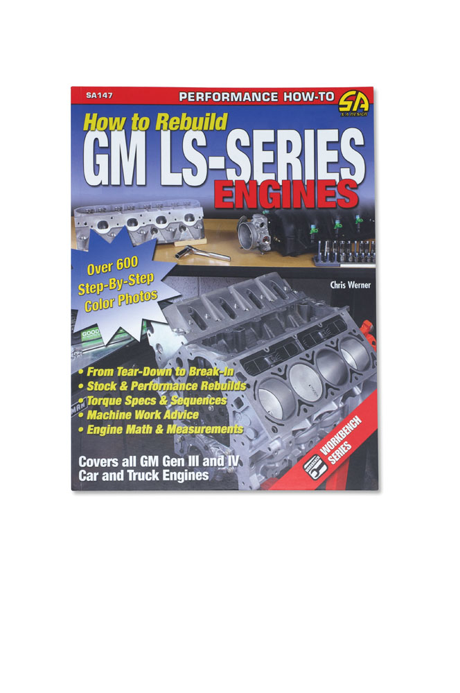 Ls Series Quot How To Rebuild Quot Book Gm Performance Motor