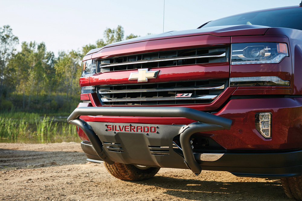 2016 Chevy Colorado Accessories >> Nudge Bar – 2016-2017 MY: GM Performance Motor
