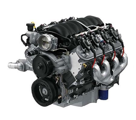 Gm Ls Engines >> L99 6 2l Gen Iv 376ci Engine 400 Hp Gm Performance Motor