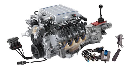 LS9 6.0L Manual Connect & Cruise Powertrain System: GM ...